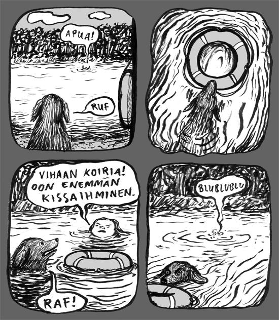 Pelastajakoira