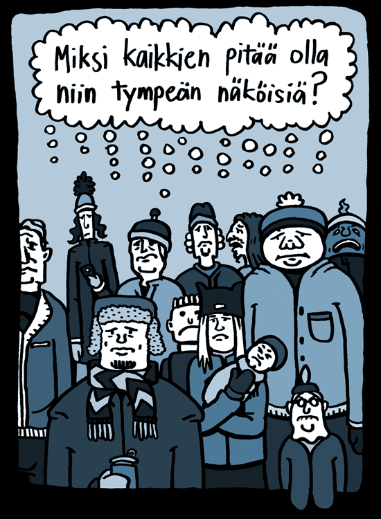 tymppikset